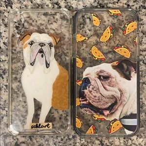 Bulldog Cellphone case